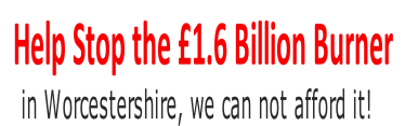 Help Stop the £1.6 Billion Burner